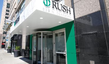 Rush River North exterior