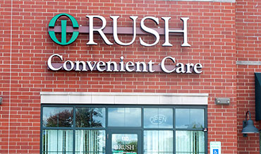 Rush Convenient Care - Aurora North Eola