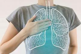 lungs nonsmokers