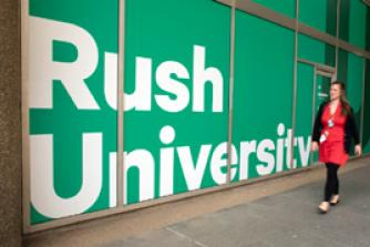 Rush University Giving Landing