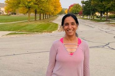Chitra Singh, Certified Yoga Instructor