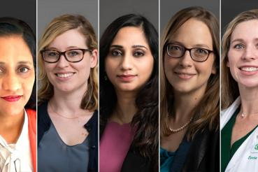 Five faculty members selected for the 2022 Cohn Fellowship
