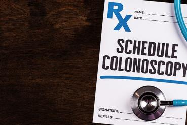 Scheduling a colonoscopy