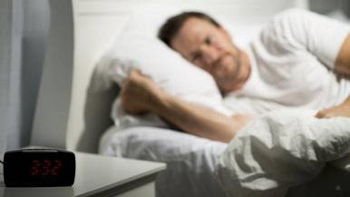 managing worries sleep