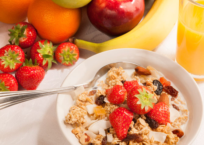 Why You Should Eat Breakfast Rush System